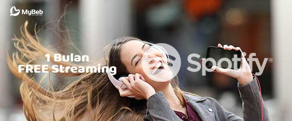 Gratis Streaming Spotify