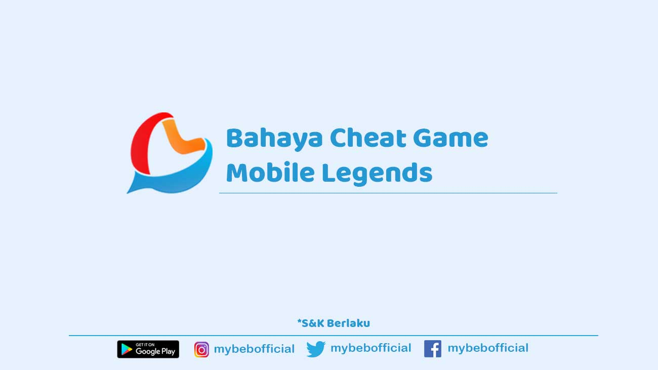 bahaya cheat mobile legends